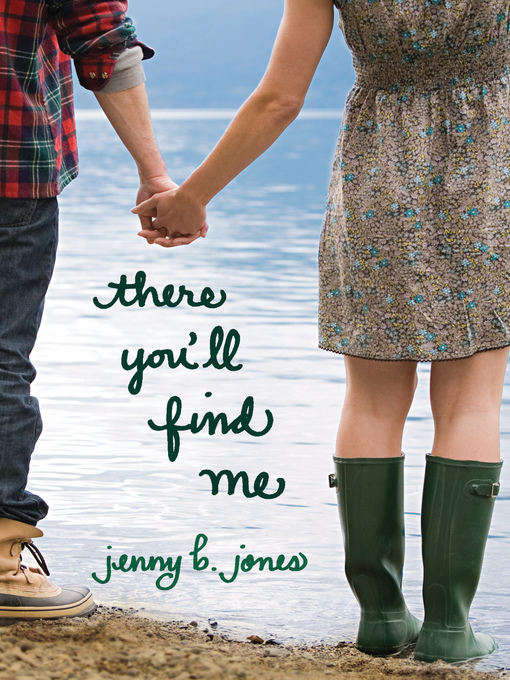 Cover of There You'll Find Me