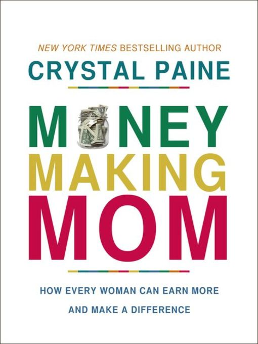 Cover of The Money-Making Mom