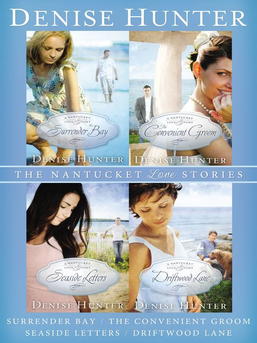 Cover of The Nantucket Love Stories
