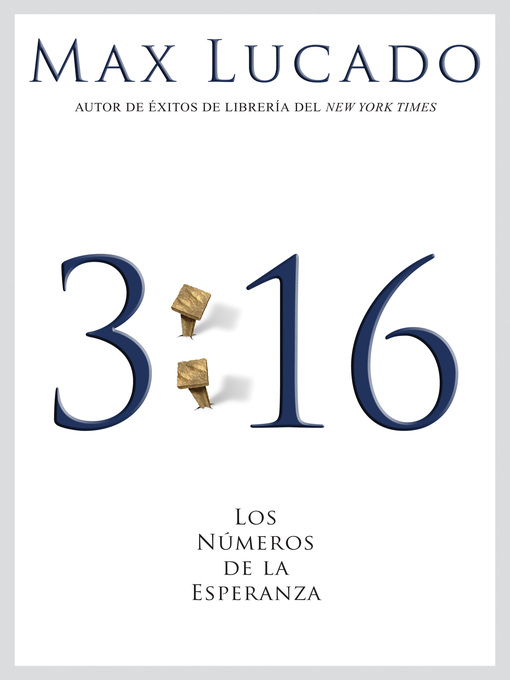 Title details for 3:16 by Max Lucado - Available