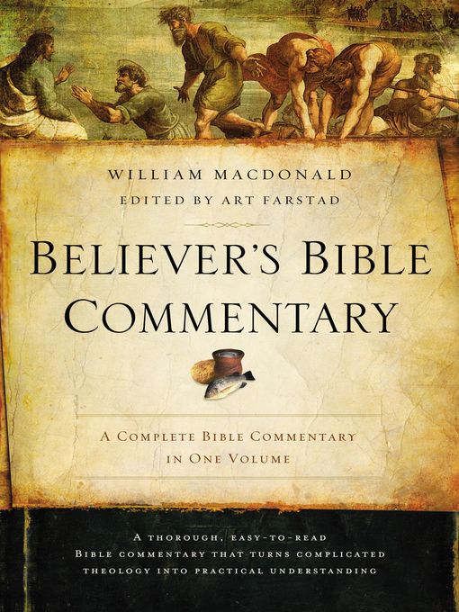 Title details for Believer's Bible Commentary by Thomas Nelson - Available