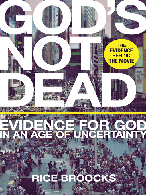 Title details for God's Not Dead by Rice Broocks - Available