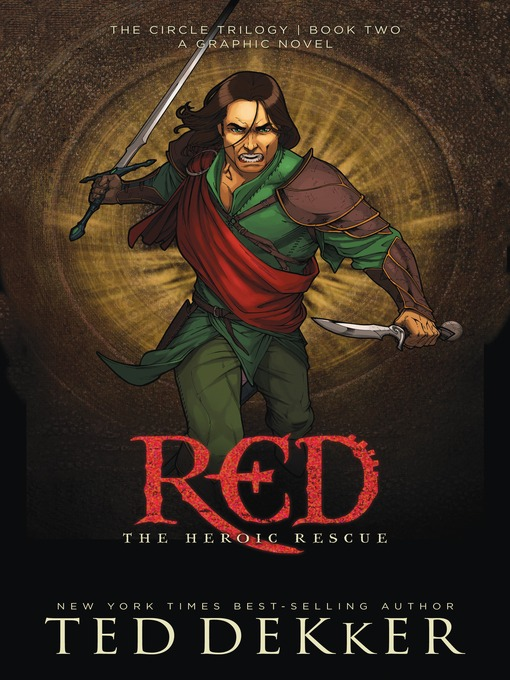 Title details for Red: Graphic Novel by Ted Dekker - Available