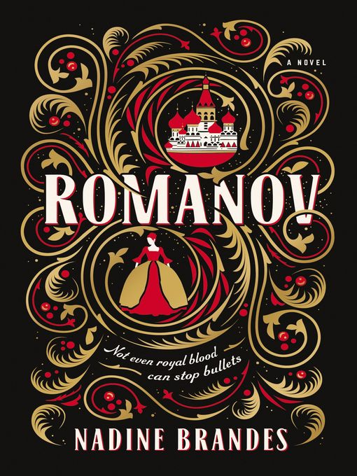 Title details for Romanov by Nadine Brandes - Wait list