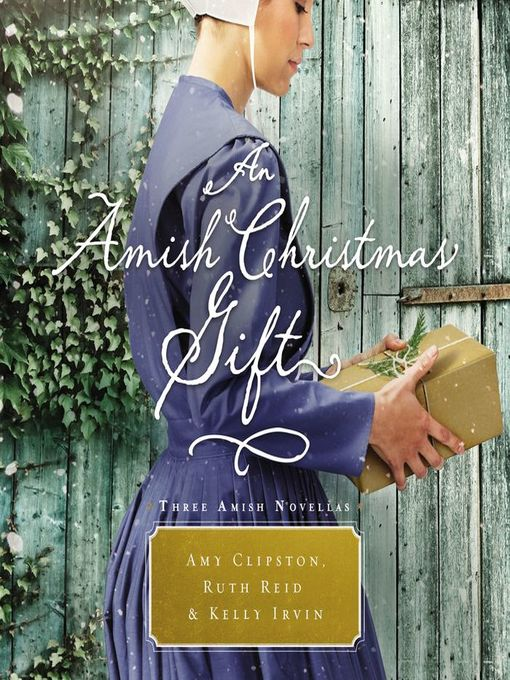 Cover of An Amish Christmas Gift