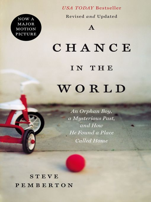 Title details for A Chance in the World by Steve Pemberton - Available