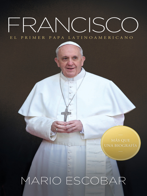 Title details for Francisco by Mario Escobar - Available