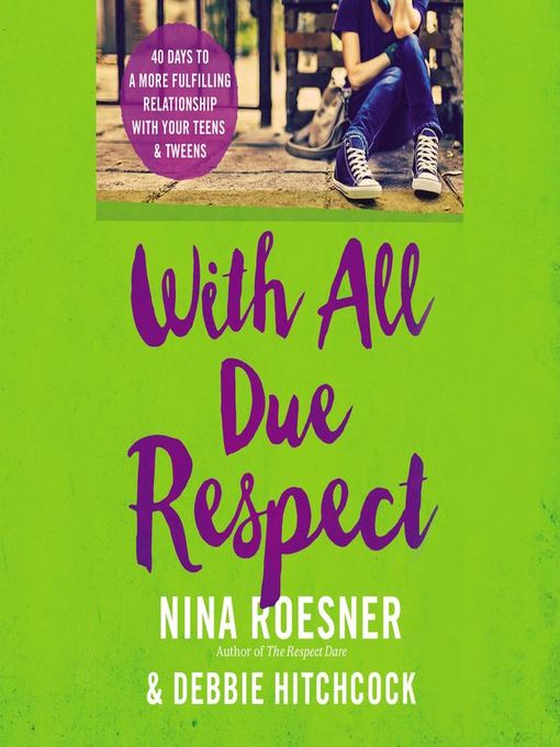 Title details for With All Due Respect by Nina Roesner - Available