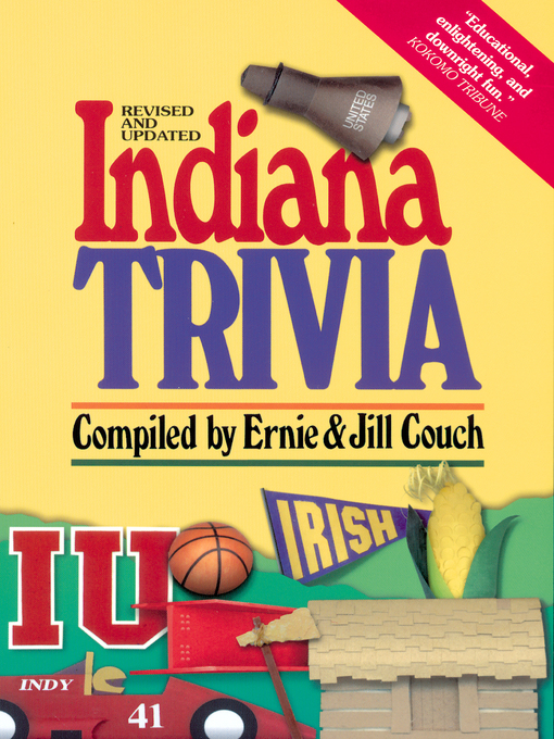 Title details for Indiana Trivia by Ernie Couch - Available