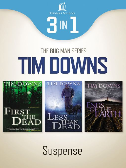 Title details for The Bug Man 3-in-1 by Tim Downs - Available
