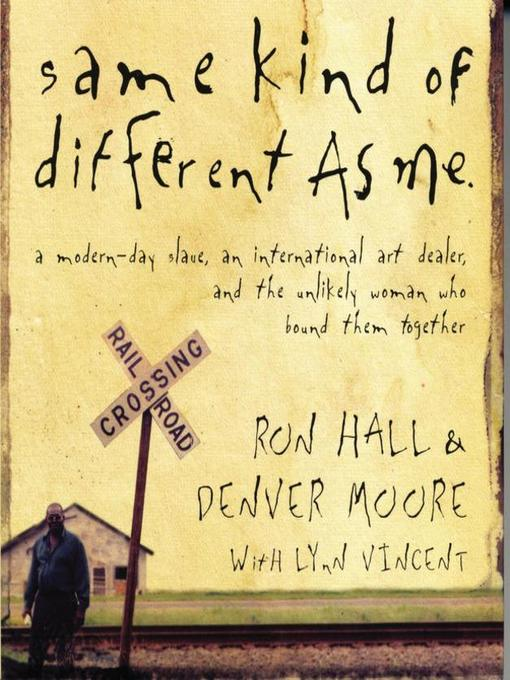 Title details for Same Kind of Different As Me by Ron Hall - Available