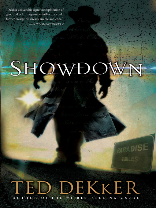 Title details for Showdown by Ted Dekker - Available