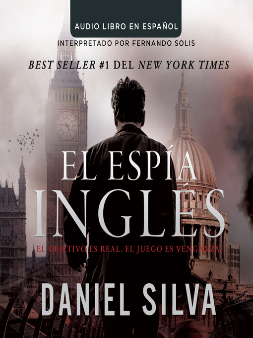 Title details for El Espía Inglés by Daniel Silva - Available