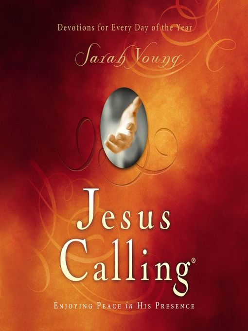 Title details for Jesus Calling Audio by Sarah Young - Wait list
