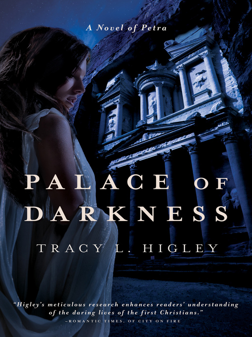 Cover of Palace of Darkness
