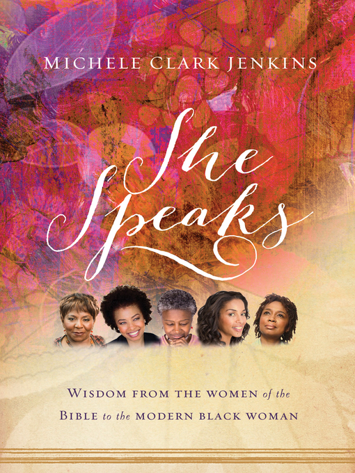 Title details for She Speaks by Michele Clark Jenkins - Available