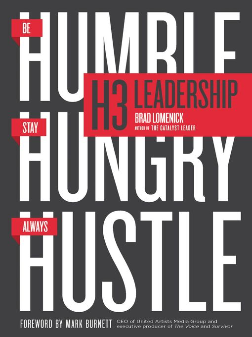 Cover of H3 Leadership