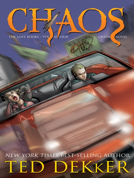 Title details for Chaos: Graphic Novel by Ted Dekker - Wait list
