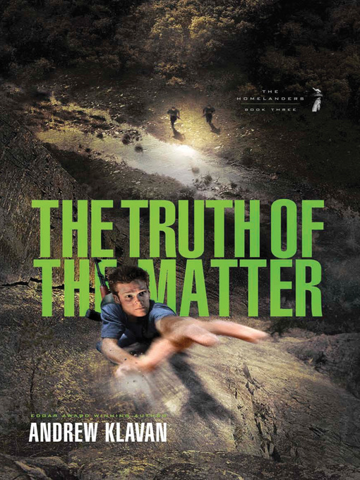Cover of The Truth of the Matter