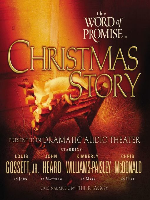 Title details for The the Word of Promise Audio Bible--New King James Version, NKJV by Louis Gossett Jr. - Wait list