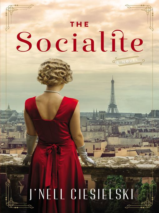 Title details for The Socialite by J'nell Ciesielski - Wait list