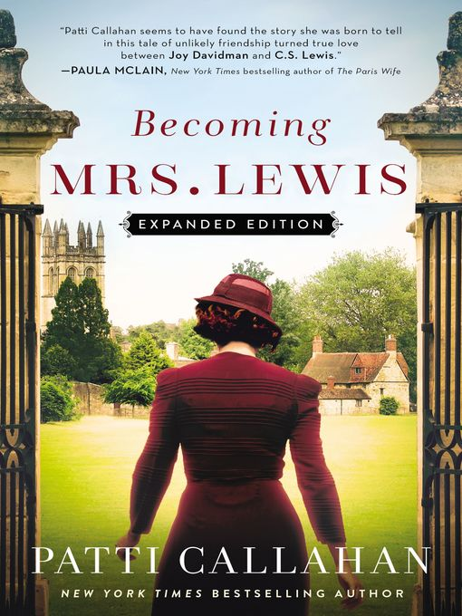 Title details for Becoming Mrs. Lewis by Patti Callahan - Wait list