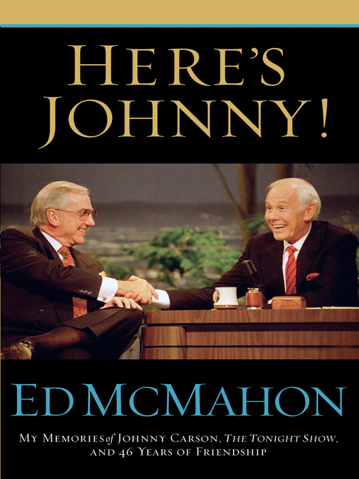 Title details for Here's Johnny! by Ed McMahon - Available