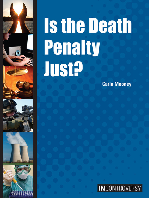 is the death penalty just and