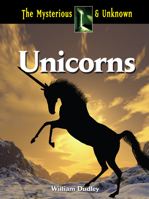 Cover of Unicorns