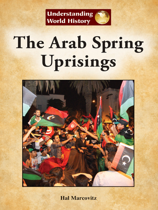 Cover of The Arab Spring Uprisings