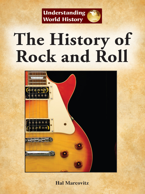 Cover of The History of Rock and Roll