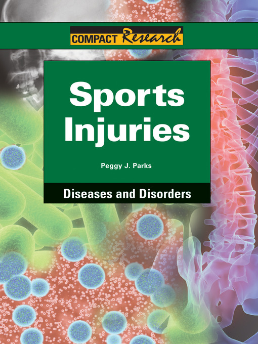 Cover of Sports injuries