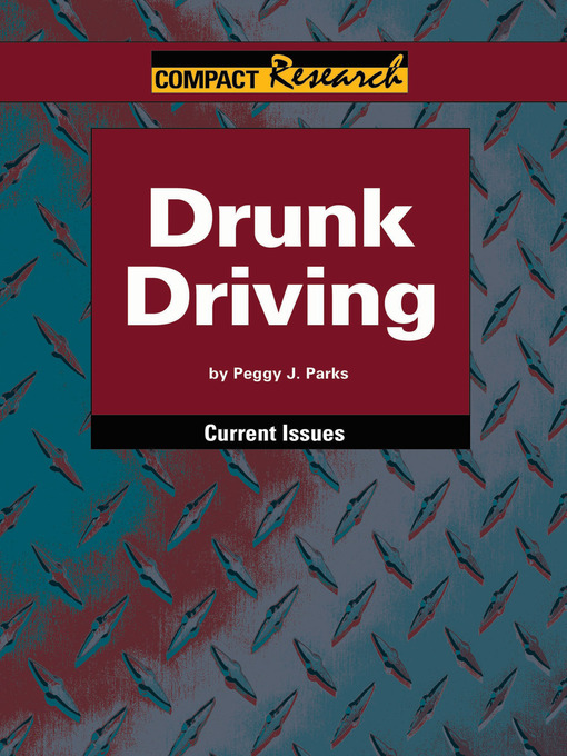 an introduction to the issue of drunk drivers Section 1: introduction there is a federal requirement that each state have minimum standards for the licensing of commercial drivers will not issue or.