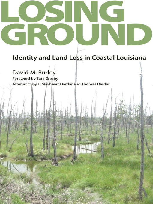 Title details for Losing Ground by David M. Burley - Available