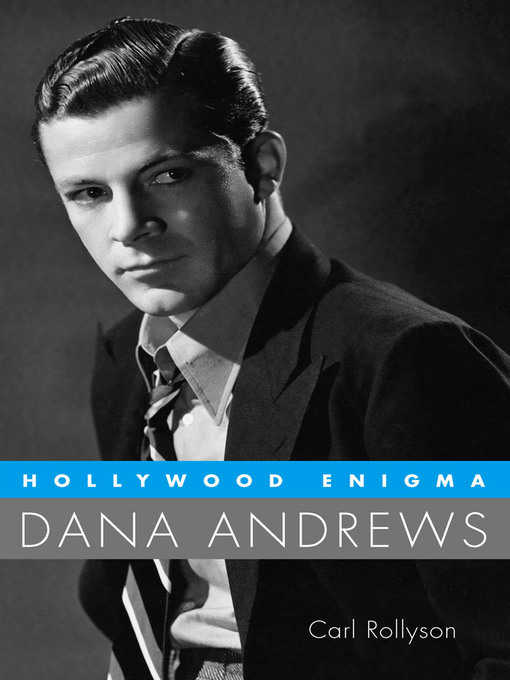 Title details for Hollywood Enigma by Carl Rollyson - Available