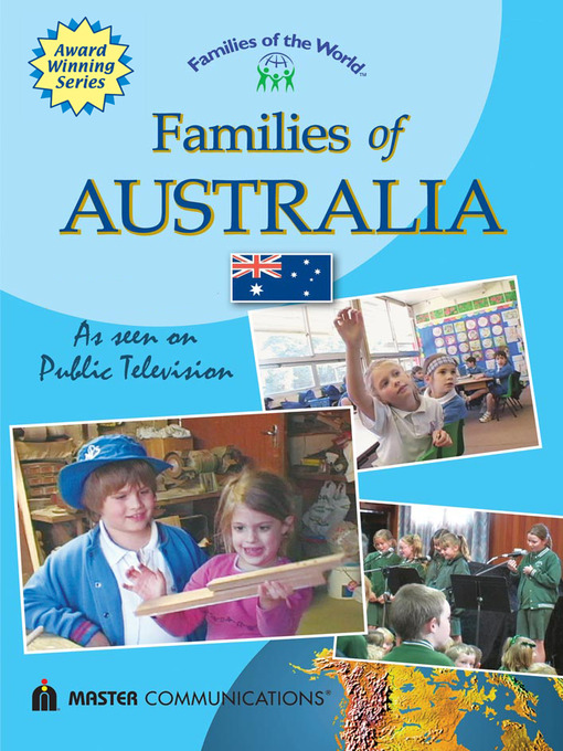 Cover of Families of Australia