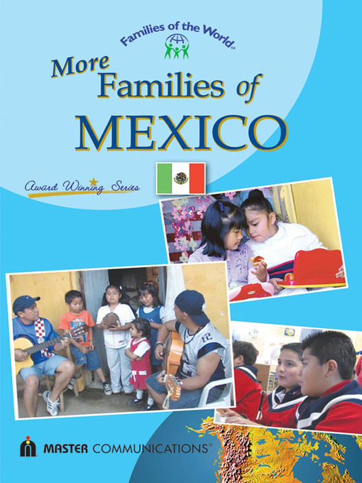 Cover of More Families of Mexico
