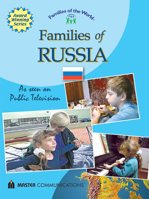 Title details for Families of Russia by Eleanor Marquisee - Available