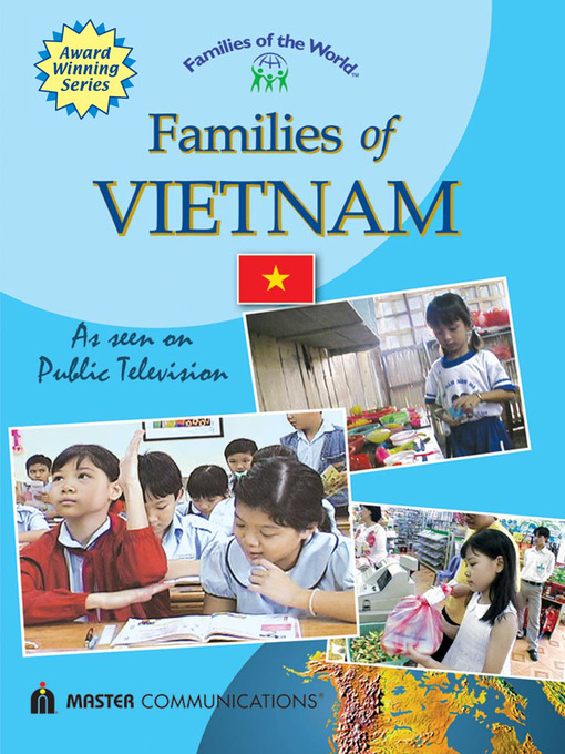Cover of Families of Vietnam