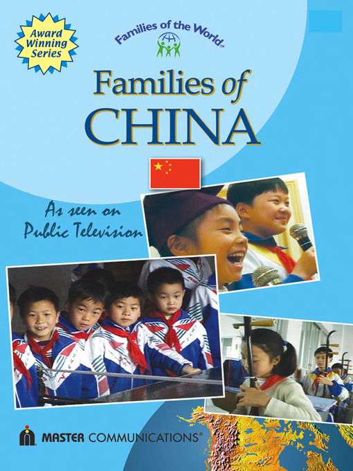 Cover of Families of China