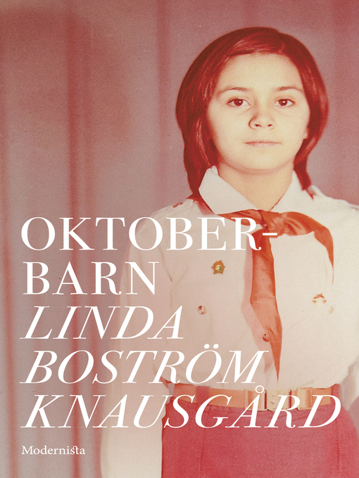 Title details for Oktoberbarn by Linda Boström - Available