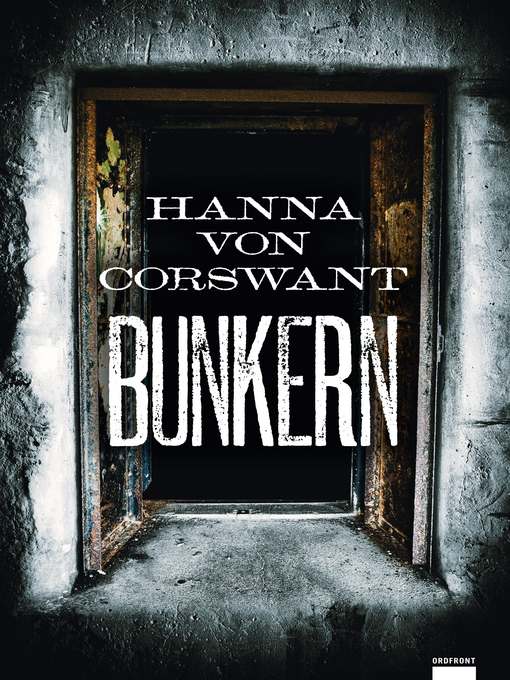 Title details for Bunkern by Hanna von Corswant - Available