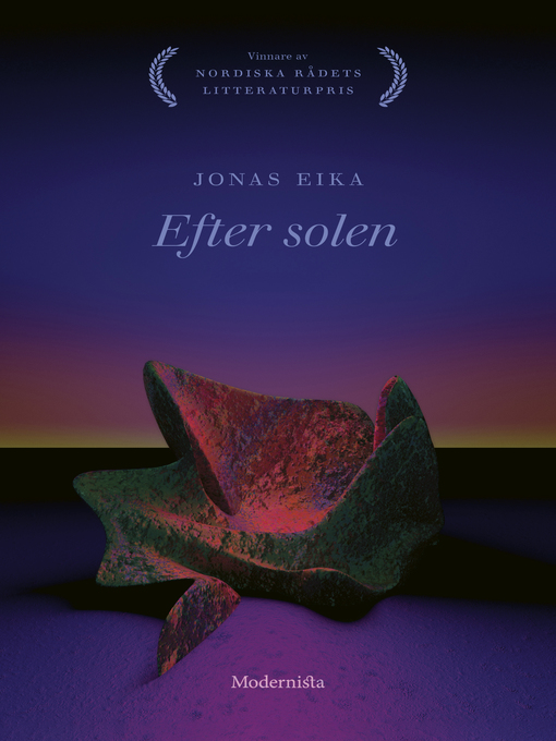 Title details for Efter solen by Jonas Eika - Available