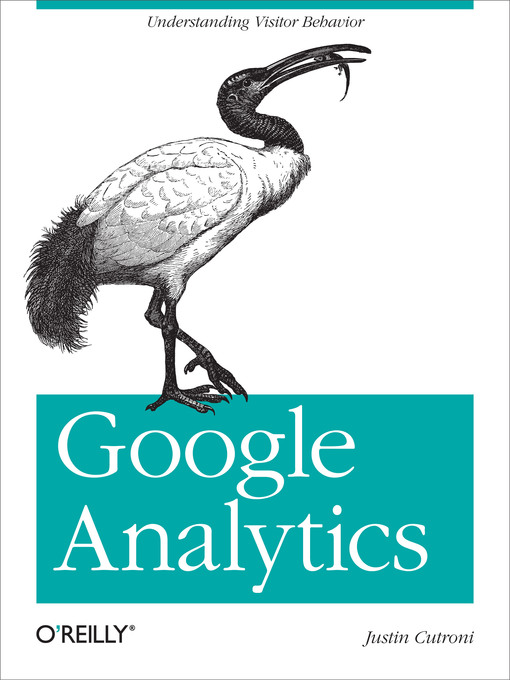 Title details for Google Analytics by Justin Cutroni - Available