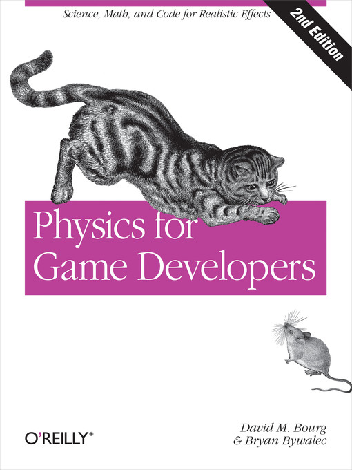 Title details for Physics for Game Developers by David M Bourg - Available