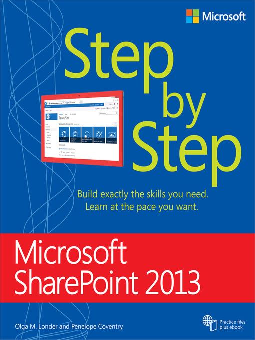 Sharepoint 2013 books