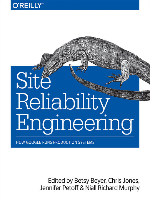Title details for Site Reliability Engineering by Niall Richard Murphy - Wait list