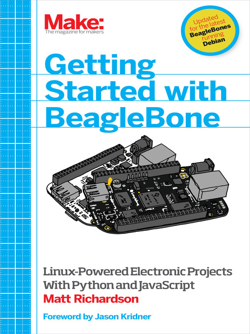 Title details for Getting Started with BeagleBone by Matt Richardson - Available
