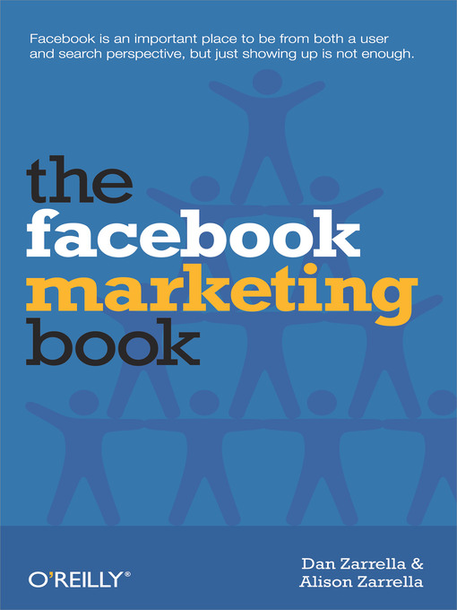 Title details for The Facebook Marketing Book by Dan Zarrella - Available