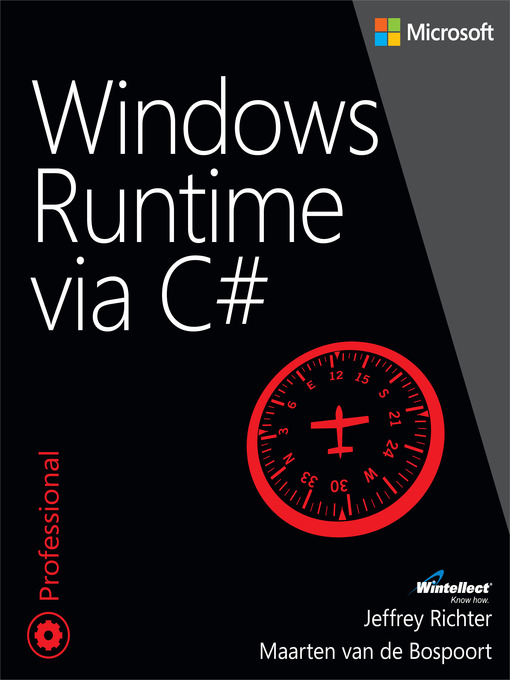 Title details for Windows Runtime via C# by Jeffrey Richter - Wait list
